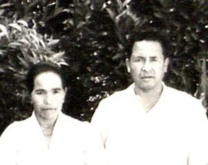 Profil Sjaya-Ayahanda Reti dan Ibu Releng