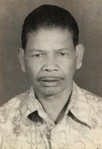 Profil Sjaya-Tabas Surbakti (Pa Bini) keponakan Reti Sembiring