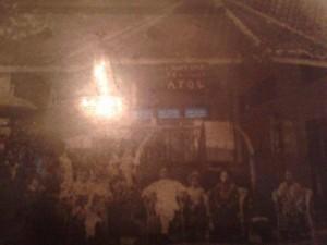 Profil Sjaya-bus atol 1931- Atol Bangun dan keluarga
