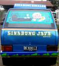 View The Angkutan Pedesaan di Kabupaten Karo Album